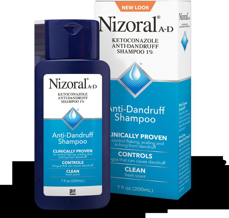 Nizoral® Anti-Dandruff Shampoo